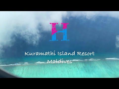 The Hawthornes on Holiday - Kuramathi Island Resort Maldives
