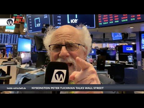 """NYSEinstein am 27.02.2020: """"Die Talfahrt an den Märkten geht weiter"""""""