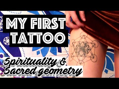 My Sacred Geometry Tattoo Meaning