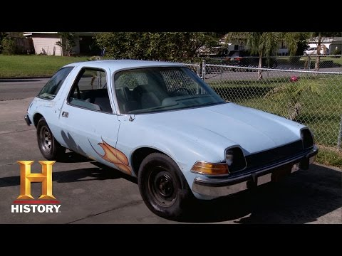 Pawn Stars: Wayne's World Car | History