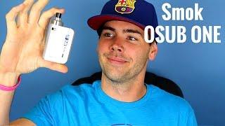 SMOK OSUB ONE | All In One Internal Battery Setup!