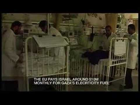 Inside Story - Blackout in Gaza - 21 Jan 08