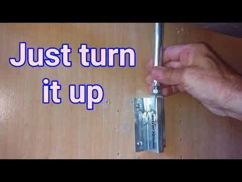 How  to repair an undermount sink using the Never Fall Complete Sink Repair Kit System