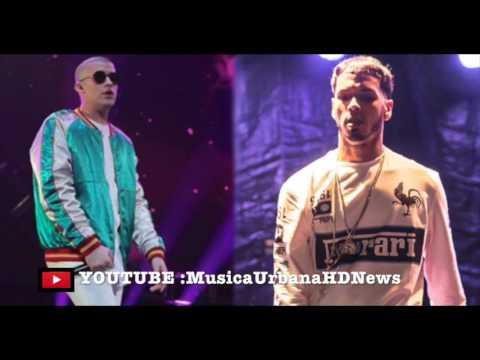 Anuel VS Bad Bunny - Trap Y Reggaeton Mix Vol. 1 [Grandes Exitos] 2017