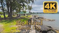 Big Island (Hawai'i Island), Hawaii 4K (UHD)