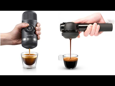 Top 5 Best Portable Espresso Maker In 2020 | Must See