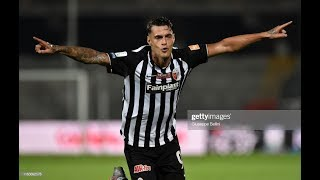 Gianluca scamacca - the talent 2019/2020 hd