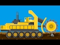 Bucket Wheel   Formation and uses   videos for kids