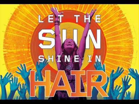 Musical HAIR- HAIR
