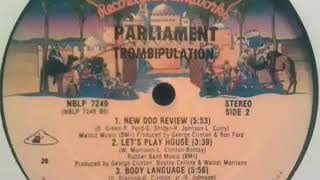PARLIAMENT- new doo review