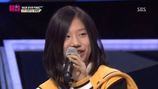 방예담 (Bang Yedam) [Isn`t She Lovely] @KPOPSTAR Season 2