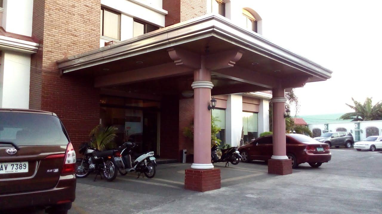 The Coco Palace Hotel In San Pablo City Laguna