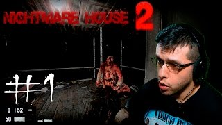 "Nightmare House 2 #1 ""CASA DE PESADILLA"" 
