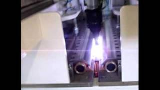 Шовная или плазменная точечная сварка продольных стыковых или нахлёсточных швов полос металла из меди, бронзы, латуни  (, 2010-12-20T11:47:56.000Z)