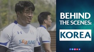 Behind the scenes with Korea at the Asia Rugby Championship thumbnail