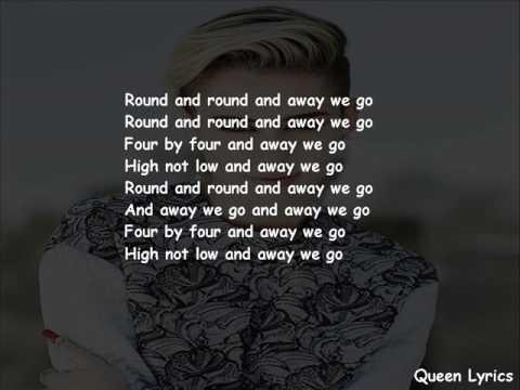 Miley Cyrus ft. Nelly - 4x4 (Lyrics)