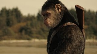 War for the Planet of the Apes (2017) - Trailer #2