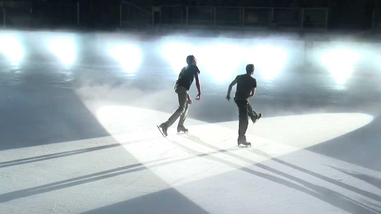 Pursuit of Passion Gala 2012 - Le Patin Libre - Alexandre Hamel & Samory Ba