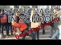 Yassin Boyko // Street Magic IN SCHOOL