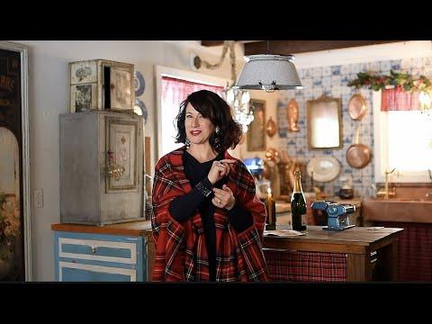 2019 Christmas Farmhouse Tour | FRENCH FARMHOUSE | Christmas Home Tour Farmhouse | Joie de Vivre