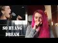 So Hyang - Dream Live Reaction Recommended