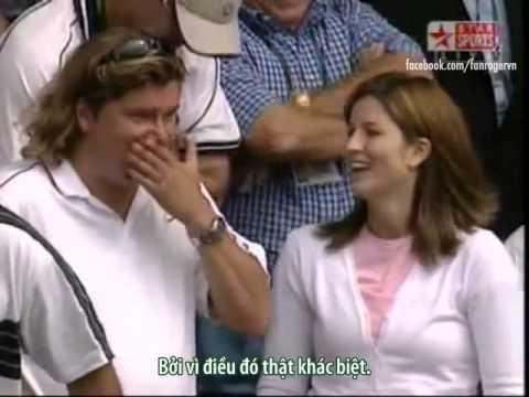 {Vietsub}Roger Federer 1st GS Wimbledon 2003