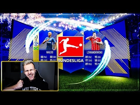FIFA 18: BUNDESLIGA TOTS LIVE Pack Opening 😱😱