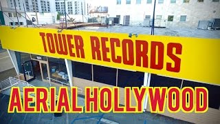 Tower Records Is Back On Sunset Strip!