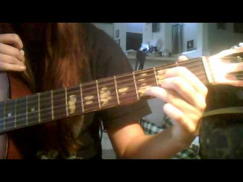 Hanalei Moon Guitar Tutorial Youtube