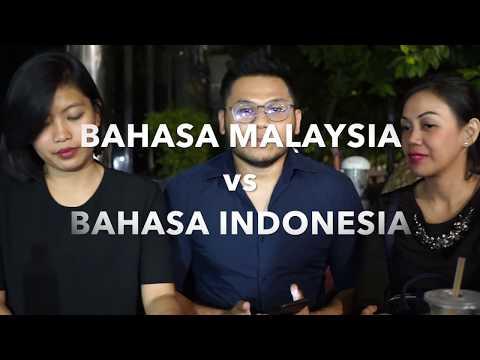 BAHASA MALAYSIA vs BAHASA INDONESIA