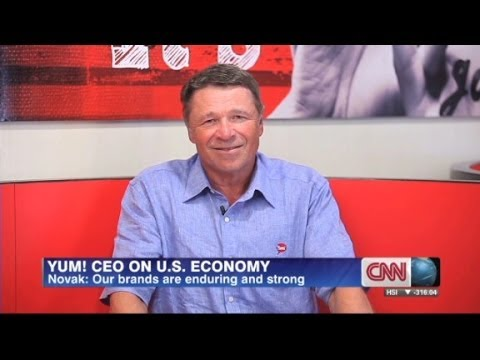 Yum! Brands CEO on expanding into emerging markets.