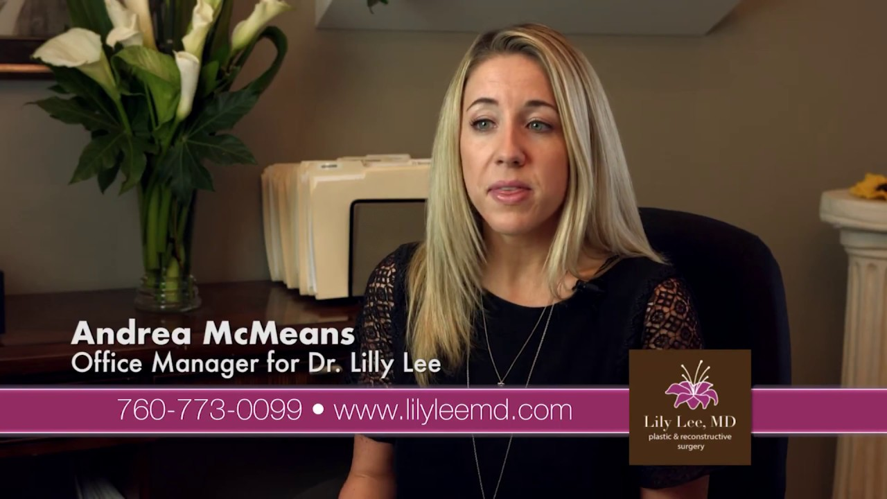 Palm Desert Plastic Surgery With Lily Lee Md Board Certified