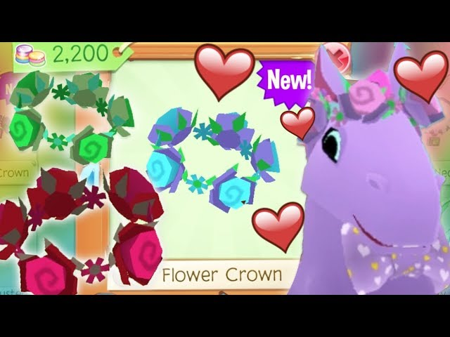Flower Crowns are Back in Play Wild | Animal Jam Play Wild