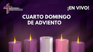 Cuarto Domingo de Adviento, Cristo El Salvador LCMS Del Rio, TX