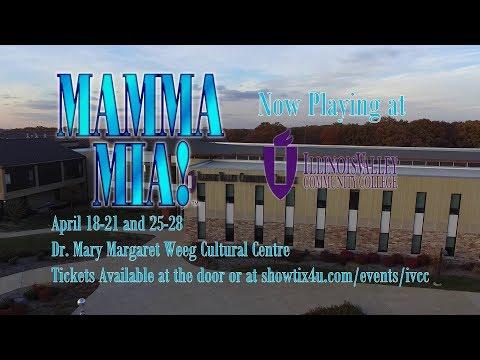 Mamma Mia At IVCC Spring 2019