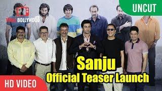UNCUT - Sanju Official Teaser Launch | Ranbir Kapoor, Raj Kumar Hirani |  FoxStarHindi