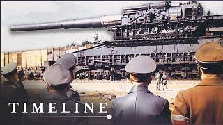 The Devastating History Of Big Guns | Secrets Of War | Timeline