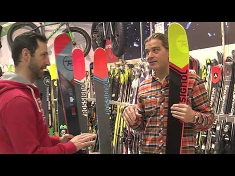 Ski Test PDS 2017 #1 (émission complète)