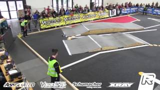 2016/17 Euro Offroad Series Rd5 - 2wd buggy A-main Leg 3
