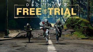 Destiny 2 - Trailer do teste gratuito [BR]