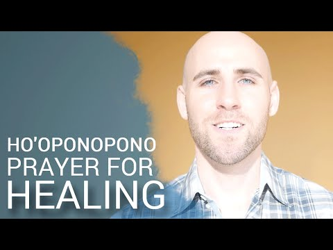 Ho'oponopono Prayer For Healing: The Secret Hawaiian System For Wealth, Health, Peace & More