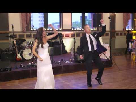 Surprise Father Daughter Mashup Wedding Dance