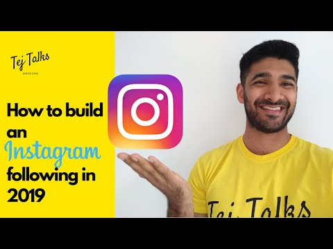 How to build a real Instagram following in 2019 [Property]