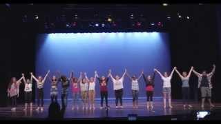 CAPSA 2015 Dance Program Culmination Performance