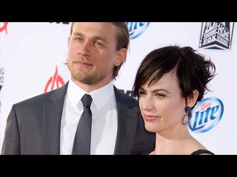 Charlie Hunnam Was 'Teased' For Taking Fifty Shades Role | POPSUGAR Interview