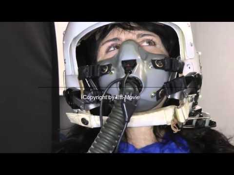Fighter Motorcycle Helmet >> Woman under Mask - YouTube