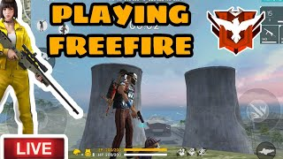 FREE FIRE LIVE TWOSIDEGAMERS WITH BOMB GLOBAL SQUAD 3800+SCORE #GarenaFreeFire