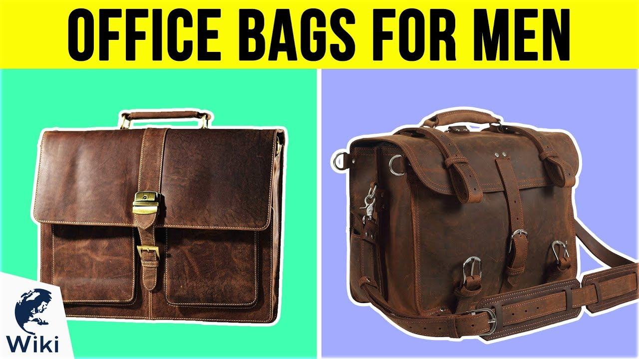 10 Best Office Bags For Men 2019 You