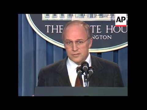 President George H.W. Bush nominates Rep. Dick Cheney (R-Wyo.) as Secretary of Defense