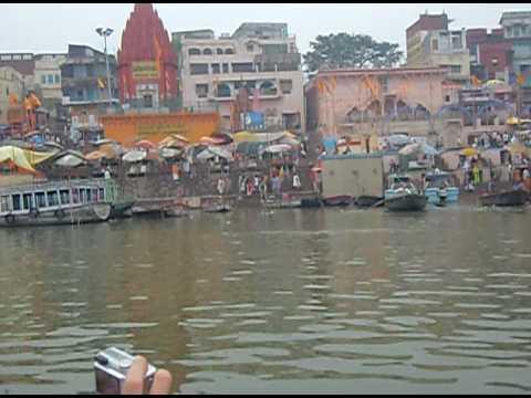 Boat trip on the Ganges Varanasi